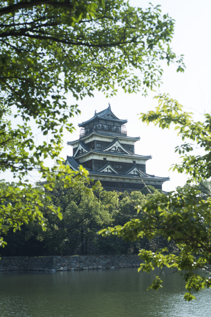 ふるさと広島 広島城