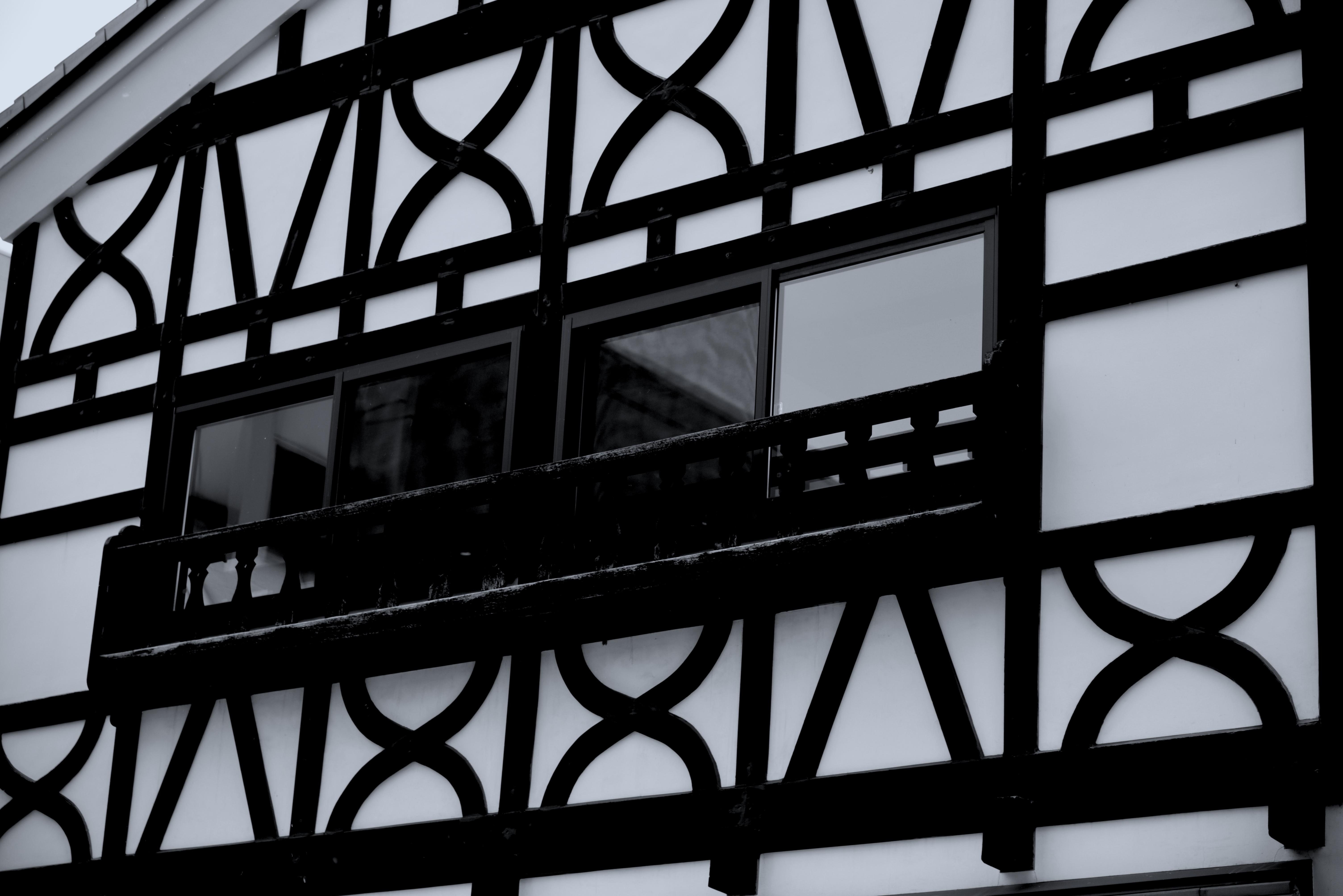松本の建物