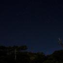 石垣天文台付近で撮った星