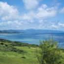 平久保崎から川平方向の景色