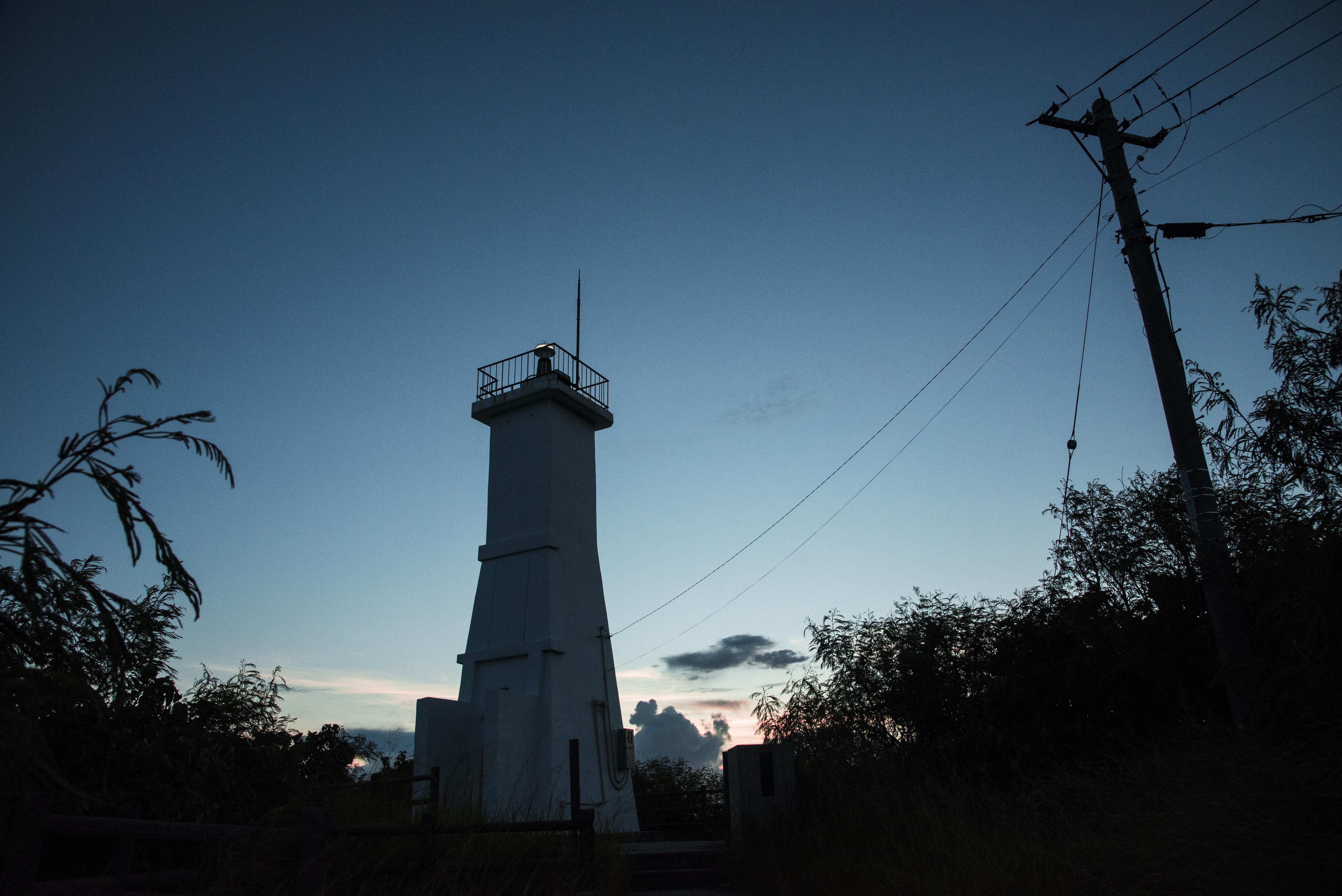 観音崎の灯台
