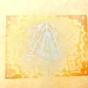 ケシゴムハンコアート NO6 題「太陽」