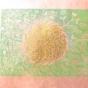 17ケシゴムハンコアートNO17 題 「植物のゆらぎ」