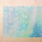 19 ケシゴムハンコアートNO19 題「山の精霊」