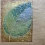 32ケシゴムハンコアート NO32題「私は君のよ」